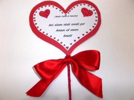 Auguri per San Valentino