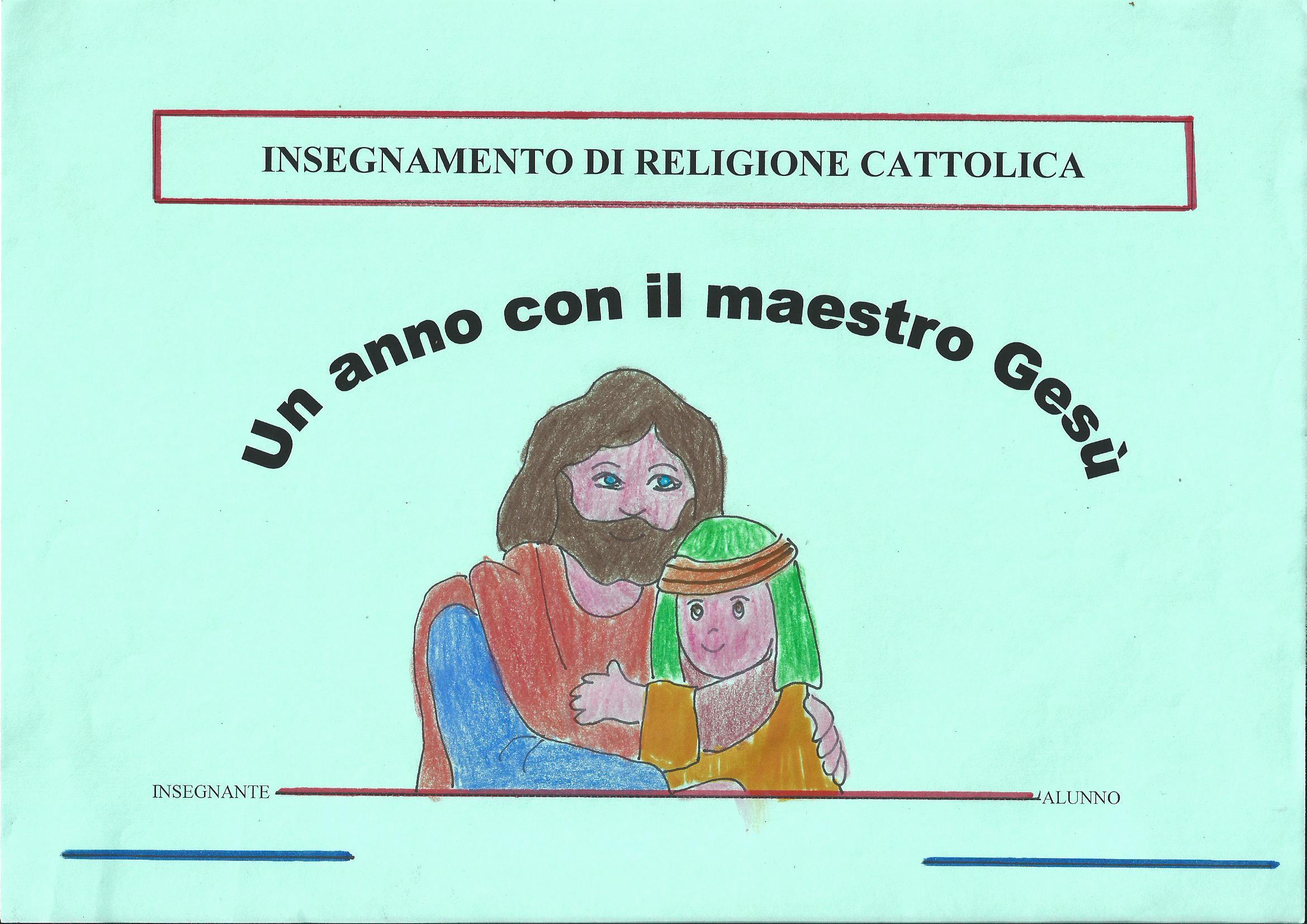 Famoso RELIGIONE - MaestraRenata CL53