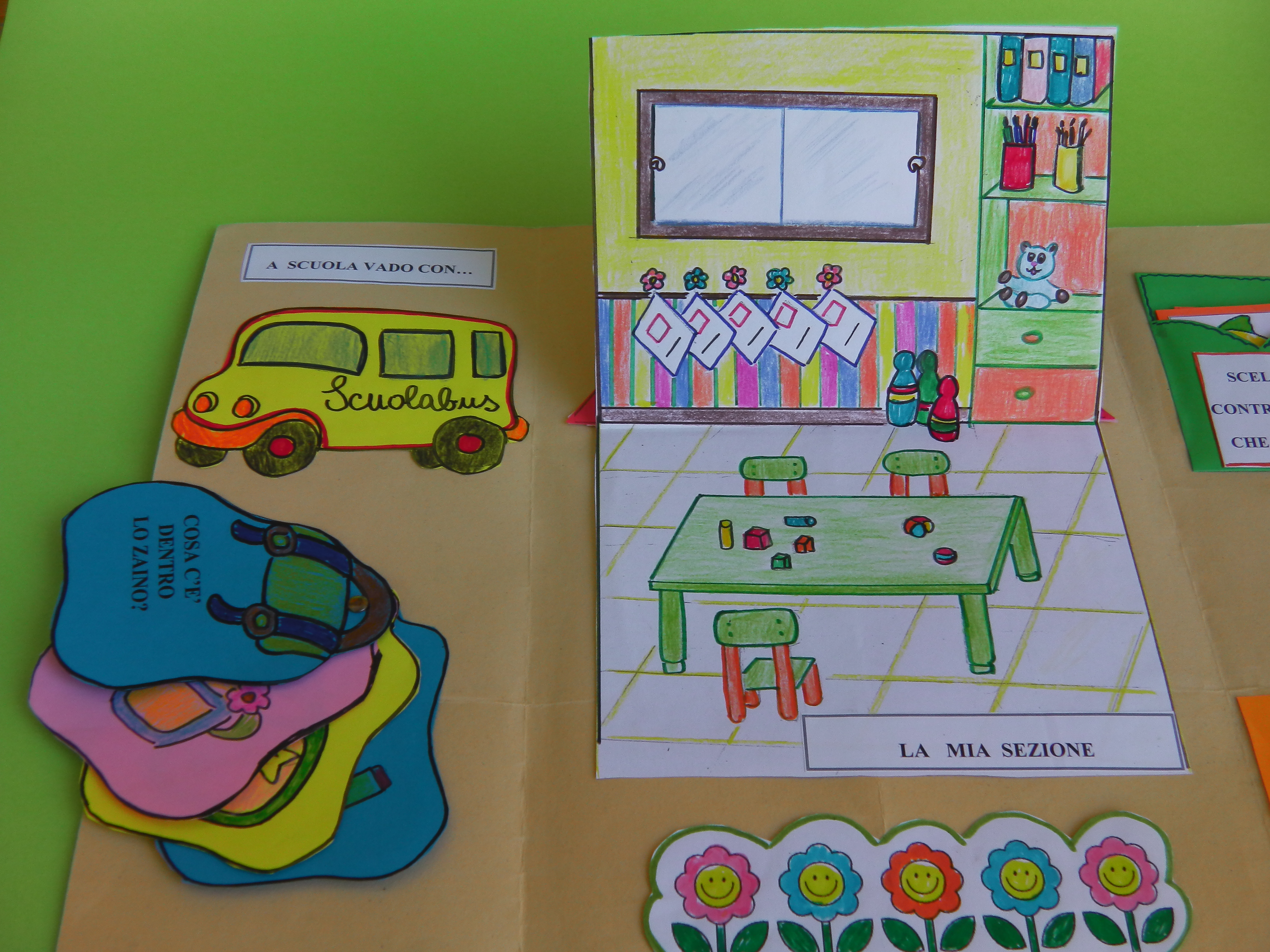 Lapbook dell 39 accoglienza maestrarenata for Disegnare progetti per la mia casa