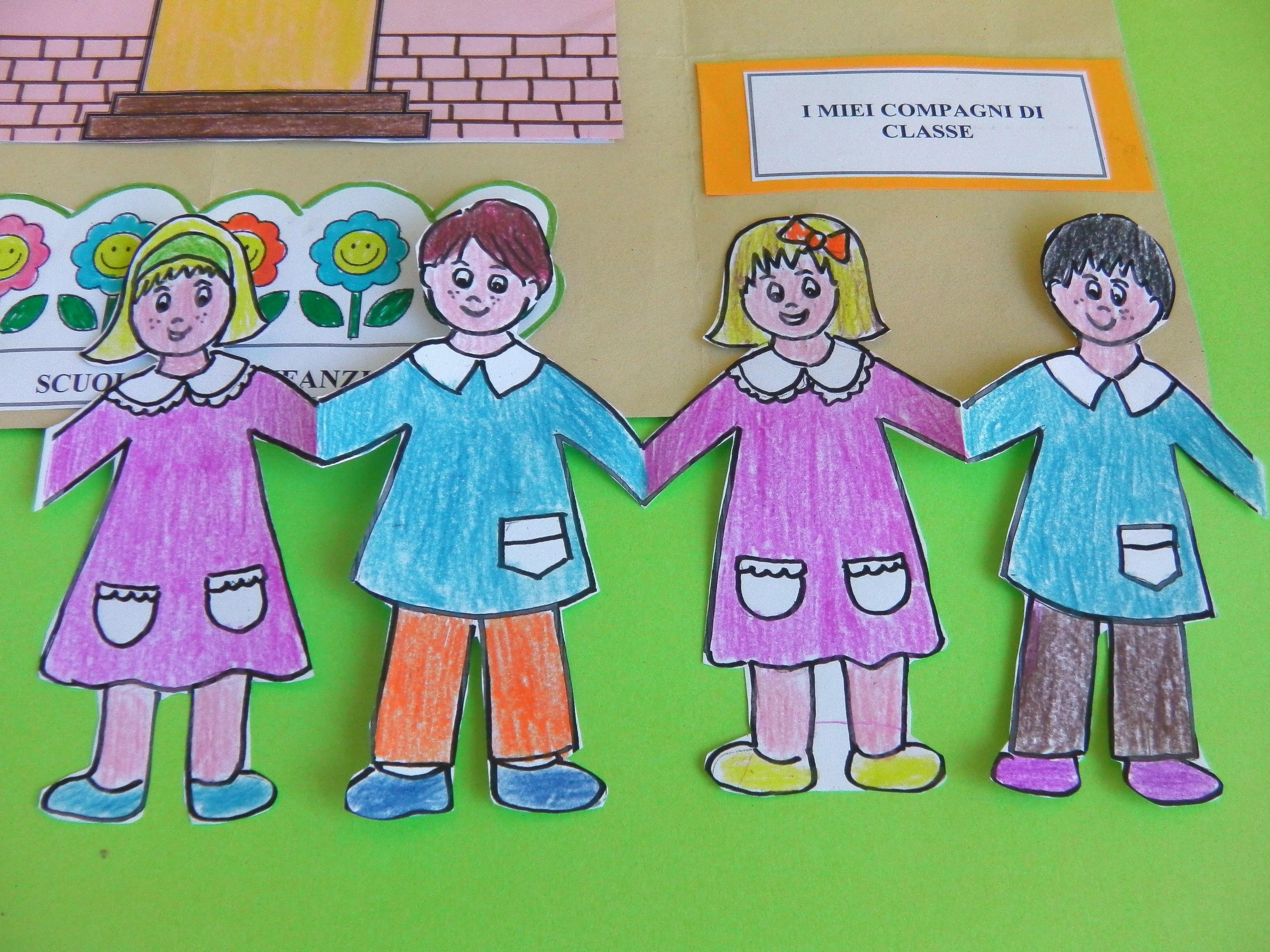 Lapbook dell 39 accoglienza maestrarenata for Maestra renata
