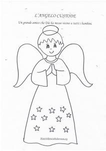 Disegni Sull Angelo Di Dio Maestrarenata
