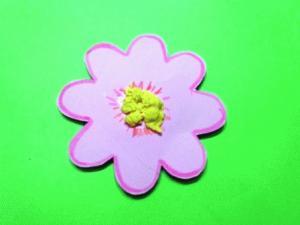 Primavera maestrarenata for Fiori di cartoncino