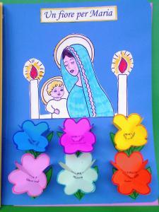 Lapbook la Mamma del cielo
