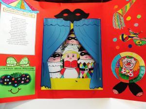 Lapbook di carnevale maestrarenata for Cartelloni di carnevale scuola primaria