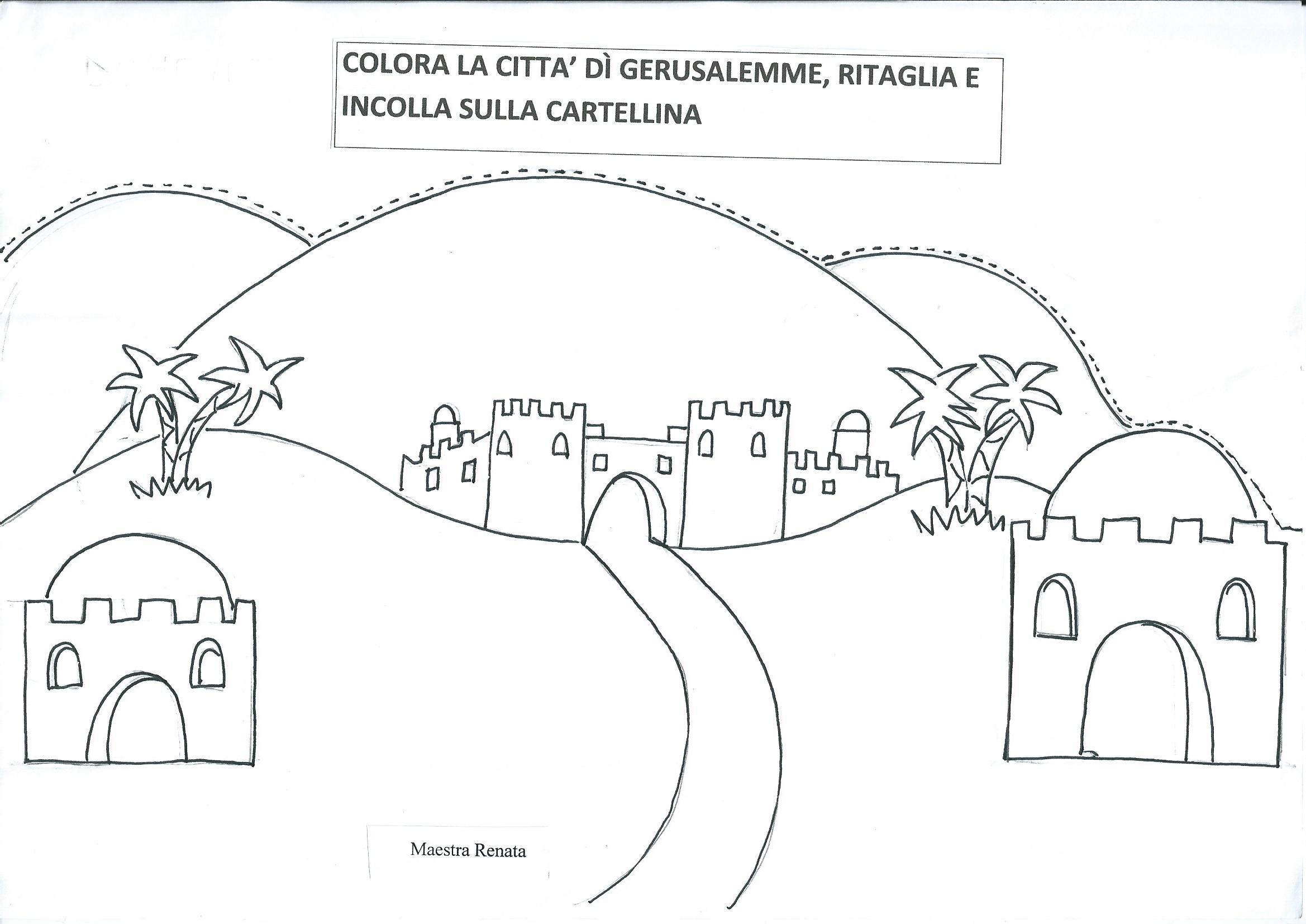 Popolare Lapbook La Pasqua di Gesù - MaestraRenata EK95