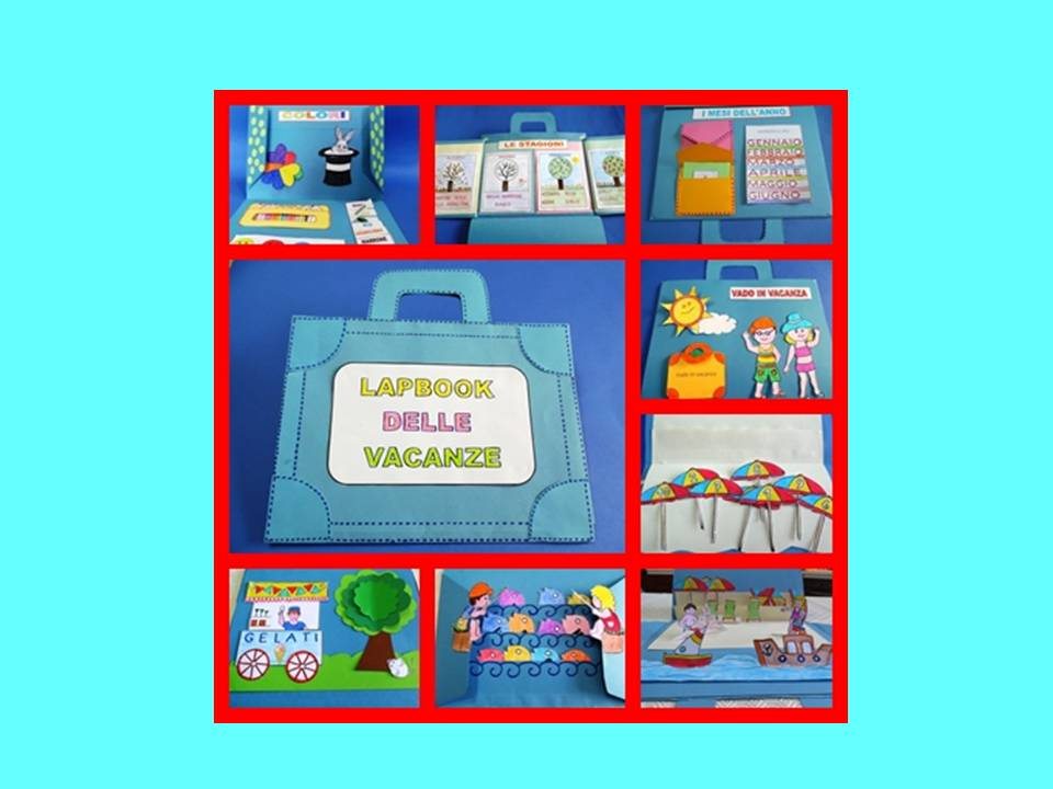 Lapbook Maestrarenata