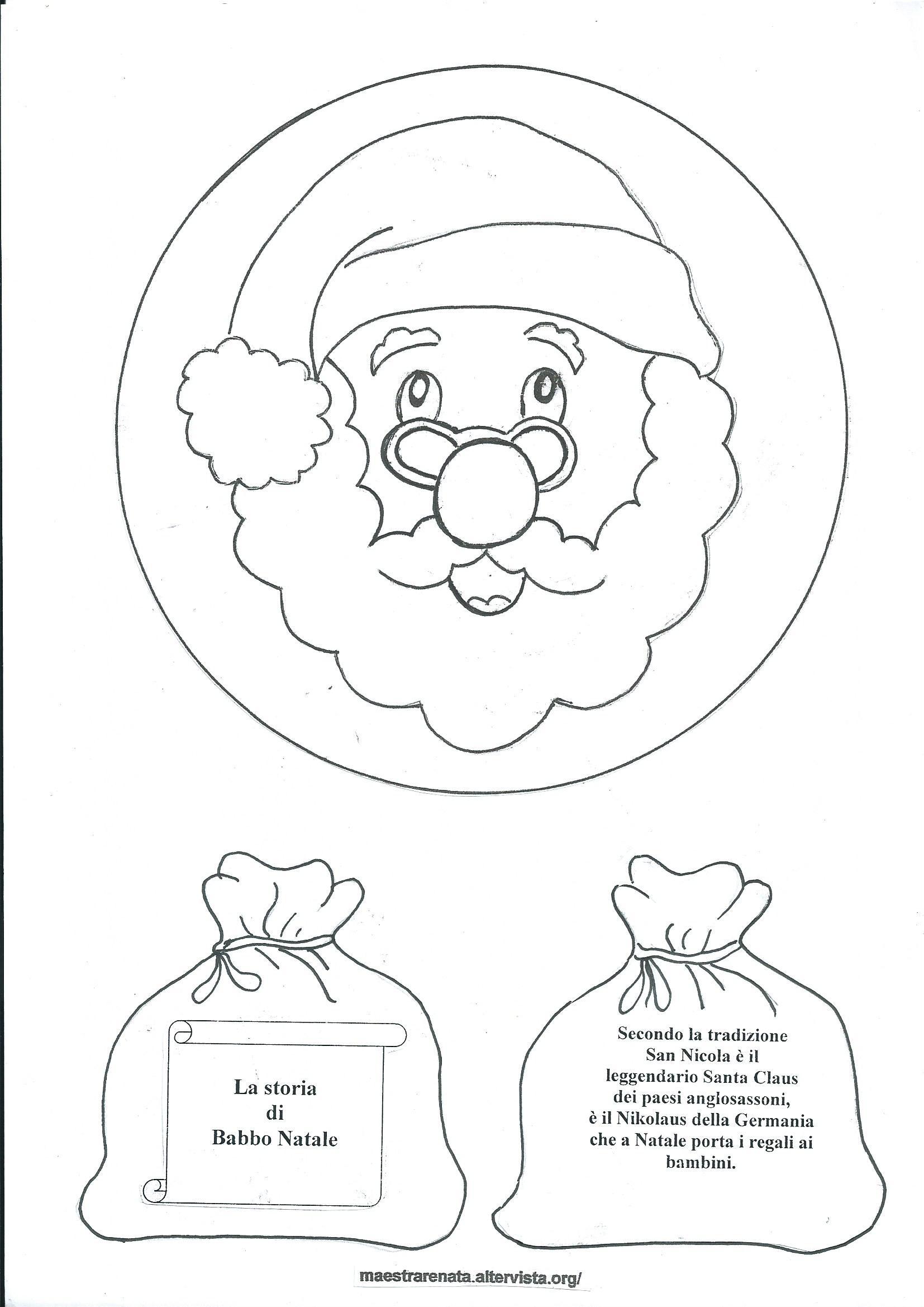 Lap Book Ti Racconto Il Natale Maestrarenata