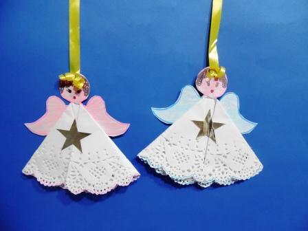 Angeli Lavoretti Di Natale.2 Ottobre Festa Dei Santi Angeli Custodi Maestrarenata