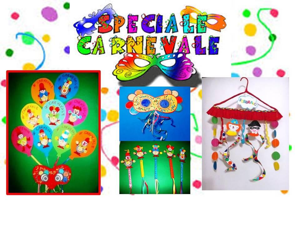 Carnevale maestrarenata for Addobbi di carnevale per l aula