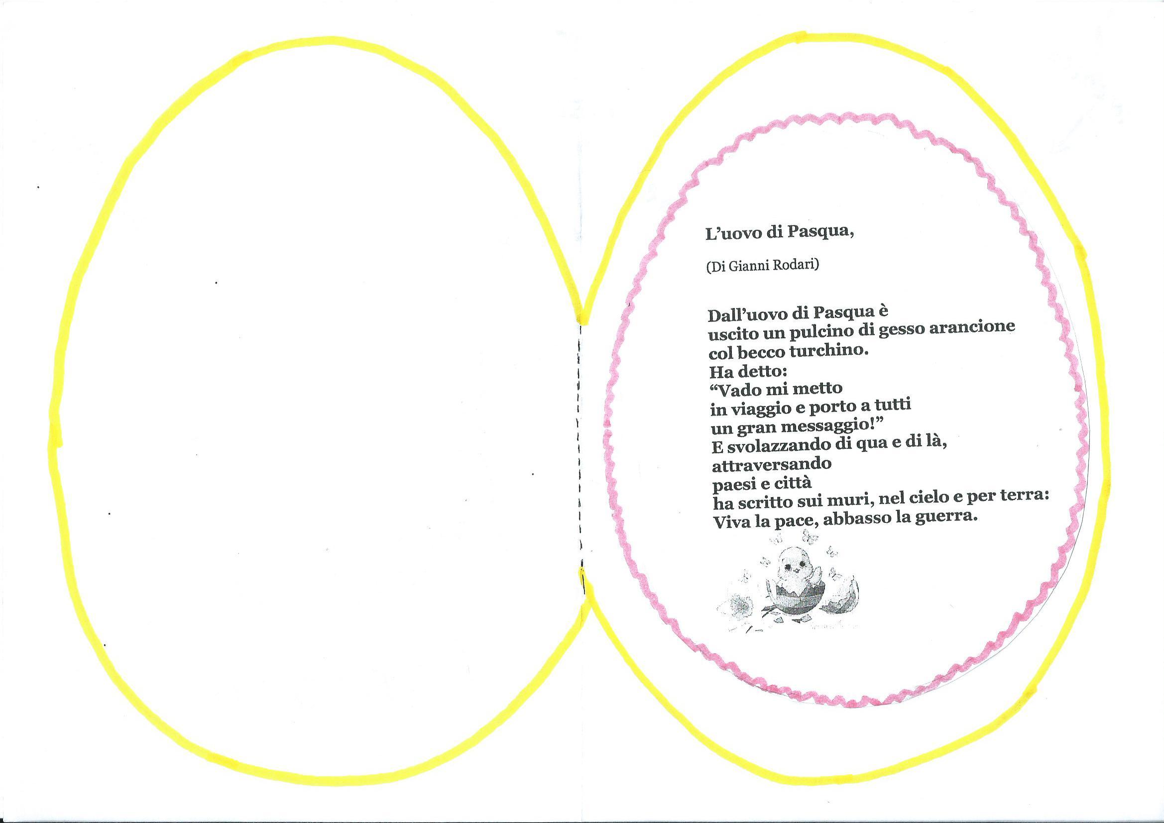 Lavoretti di pasqua maestrarenata for Maestra renata