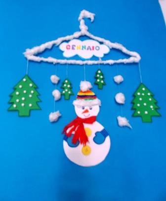 Lavoretti Di Natale Bambini Scuola Infanzia.Addobbi Per La Scuola Maestrarenata