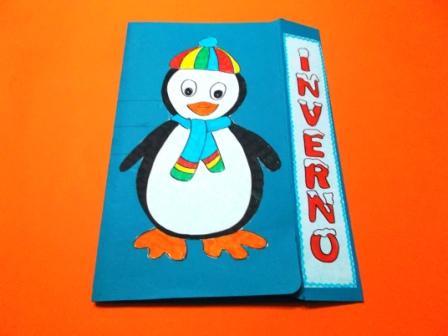 Lapbook Inverno Maestrarenata