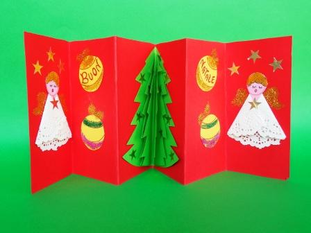 Lavoretti Biglietti Di Natale.Biglietti Di Auguri Per Natale Maestrarenata