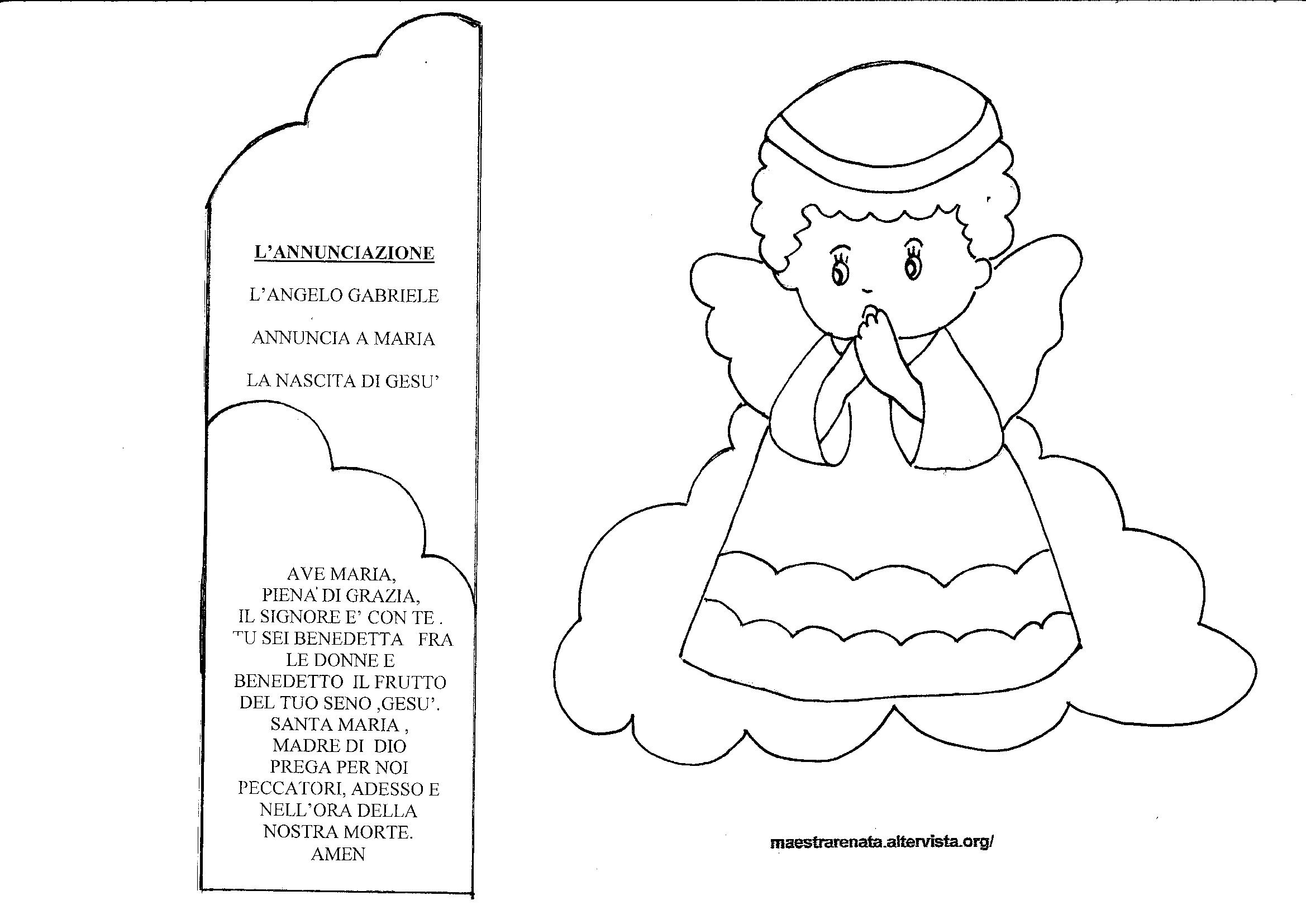 Lapbook Linfanzia Di Gesu Maestrarenata