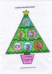 La Leggenda Della Stella Di Natale Scuola Primaria.Avvento E Leggende Maestrarenata